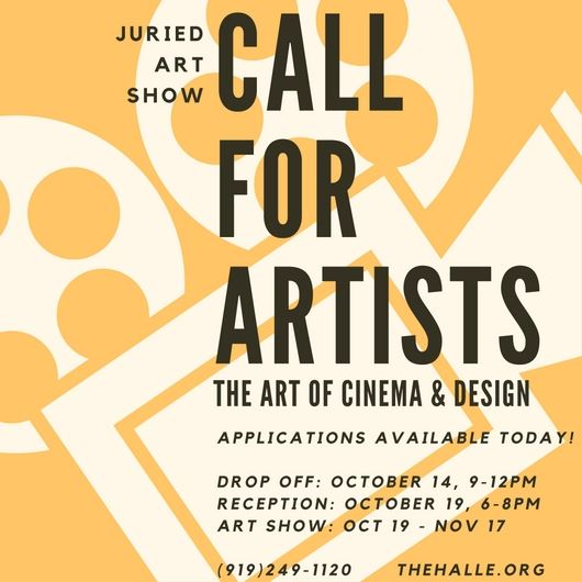 Call for artist FALL 2017