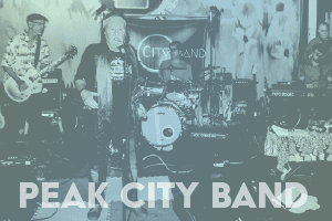 Peak City Band-300