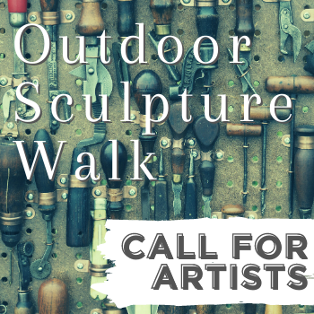 Call For Artists_ Outdoor Sculpture Walk