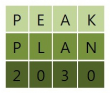 Peak Plan 2030 Logo