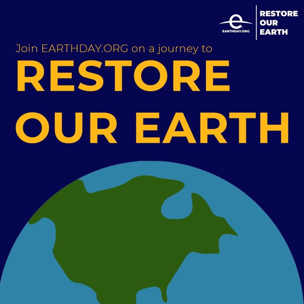 Restore Our Earth